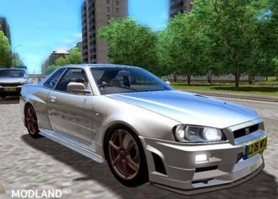 Nissan Skyline GTR V Spec II [1.3.3]